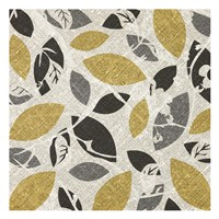 Gold Gray Fall F Fine-Art Print