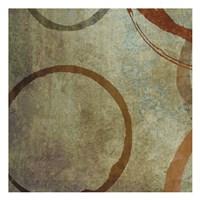 Vintage Circles 3 Fine-Art Print
