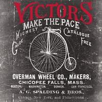 Antique Bicycle I Fine-Art Print