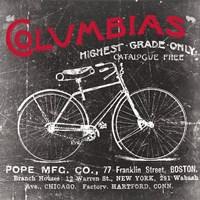 Antique Bicycle II Fine-Art Print