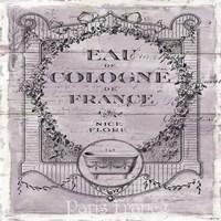 French Cologne Fine-Art Print