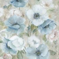Pastel Garden I Fine-Art Print