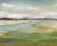 Meadow Stream II Fine-Art Print