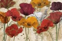 Happy Flowers Fine-Art Print