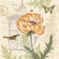 Floral Nature Trail I Fine-Art Print