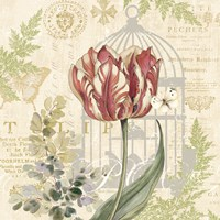 Floral Nature Trail II Fine-Art Print