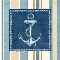 Nautical Stripe III Fine-Art Print