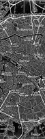 Environs Paris Black 1 Fine-Art Print