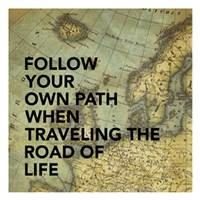 Your Own Path Fine-Art Print