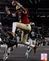 Jameis Winston Florida State University Seminoles 2013 Spotlight Action Fine-Art Print