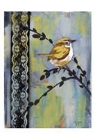 Bird Song Buds I Fine-Art Print