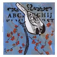 Bird Song 3 Fine-Art Print