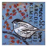 Bird Song 4 Fine-Art Print