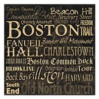 Boston 2 Fine-Art Print