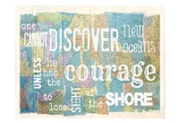 Discover Courage Fine-Art Print