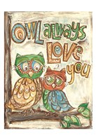 Owl Always Fine-Art Print