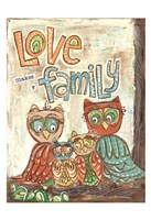 Love Family Fine-Art Print
