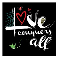Love Conquers 2 Fine-Art Print