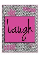 Laugh Fine-Art Print
