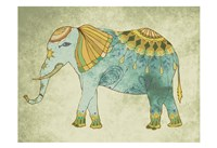 Indian Elephant Fine-Art Print