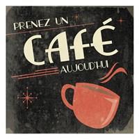 Coffee French II Fine-Art Print