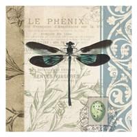 Cart Dragonfly Fine-Art Print