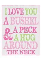 Bushel and A Peck Fine-Art Print