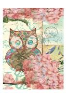 Owl A Fine-Art Print