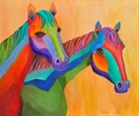 Horses of Color Fine-Art Print