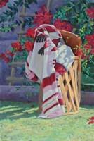 Blanket & Stool Fine-Art Print
