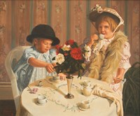 Tea For Two Fine-Art Print