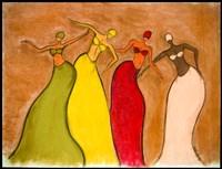 Four Sisters Fine-Art Print
