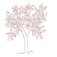 A Tangerine Tree Fine-Art Print