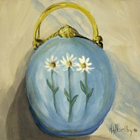 Purse Blue Fine-Art Print