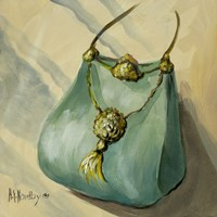 Purse Green Fine-Art Print