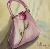 Purse Red Fine-Art Print