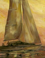 Sailboat 1 Fine-Art Print