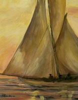 Sailboat 2 Fine-Art Print