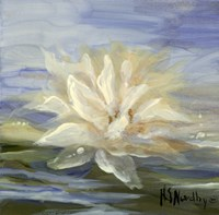 Water Lillies 2 Fine-Art Print