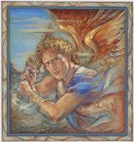 Avenging Angel Fine-Art Print