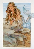 Mermaid 1 Fine-Art Print
