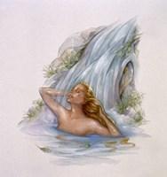 Mermaid 4 Fine-Art Print
