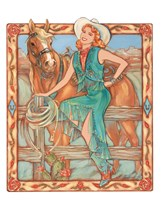 Prairie Rose Fine-Art Print