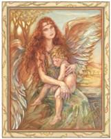 Sheltering Wings Fine-Art Print