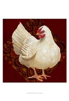 Yard Bird I Fine-Art Print