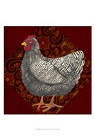 Yard Bird IV Fine-Art Print