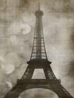 Vintage Eiffel I Fine-Art Print