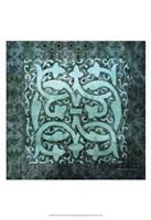 Antiquity Tiles III Fine-Art Print