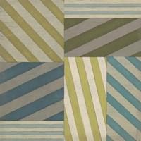 Nautical Stripes I Fine-Art Print