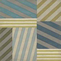 Nautical Stripes II Fine-Art Print